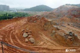 Китай: 3000-летние гробницы снесли ради метро