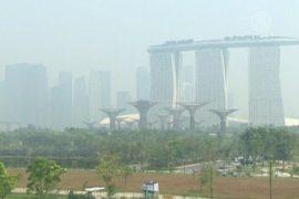 В Индонезии жгут лес – в Сингапуре нечем дышать