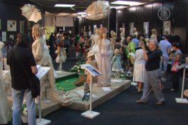 Коллекцию «Музея истории моды» представили в Киеве