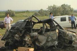 5 тысяч украинцев ежегодно гибнет в ДТП