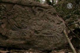 В Мексике нашли древний город майя