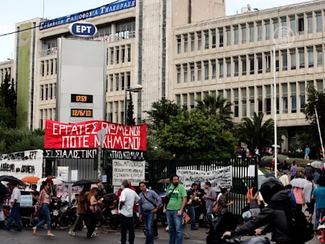 Греция: переговоры по телеканалу провалились