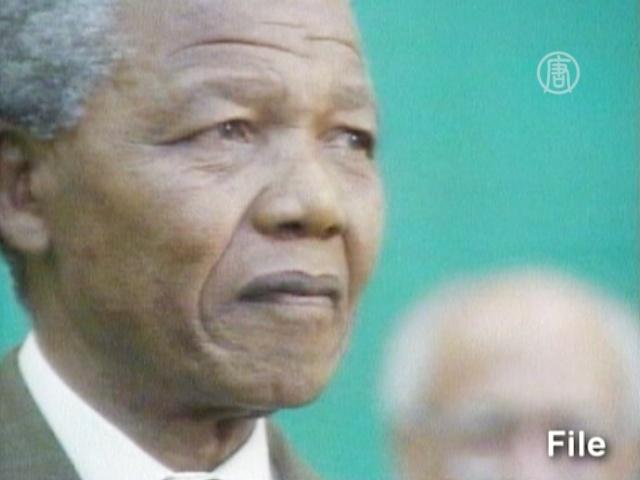 Состояние Манделы резко ухудшилось