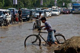 Наводнения в Индии: погибших далеко за 1000