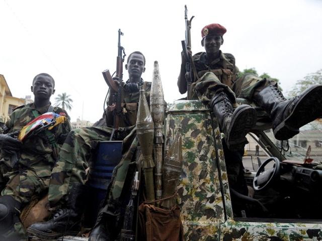 ООН обязала Чад не нанимать детей в солдаты