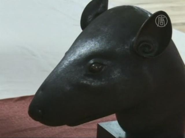В Китай вернулись древние артефакты