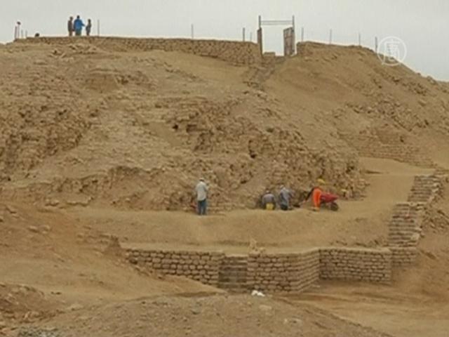 В Перу найдена гробница королев Уари