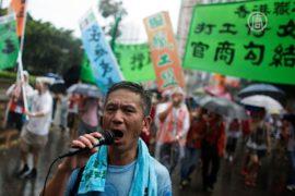 Гонконг: протесты в годовщину присоединения к КНР