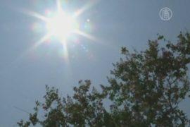 Небывалая жара: в Калифорнии — +57 С