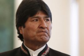 Президента Боливии заподозрили в укрывательстве