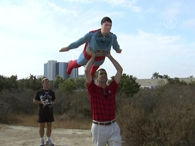 Супермен и Железный человек взяли новую высоту