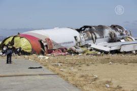 Разбившийся в США Boeing летел слишком медленно