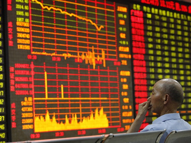 Инвесторы покидают Китай