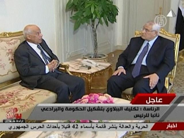 В Египте назначили нового премьера