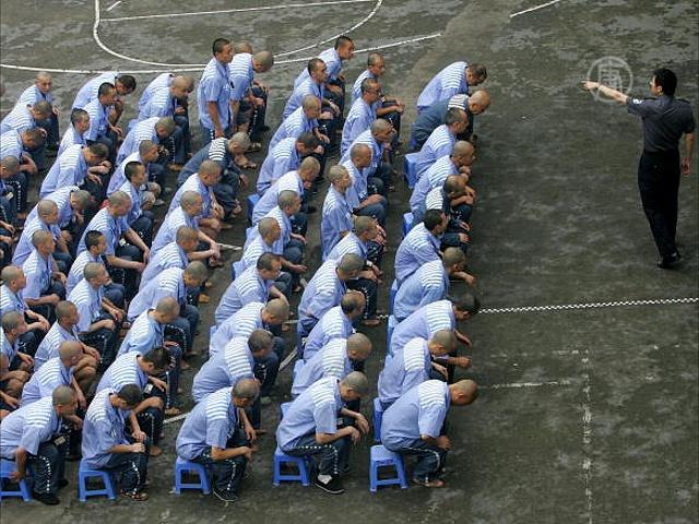 Трудовые лагеря КНР меняют вывески