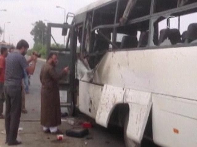 На Синае атакован автобус с рабочими, есть жертвы