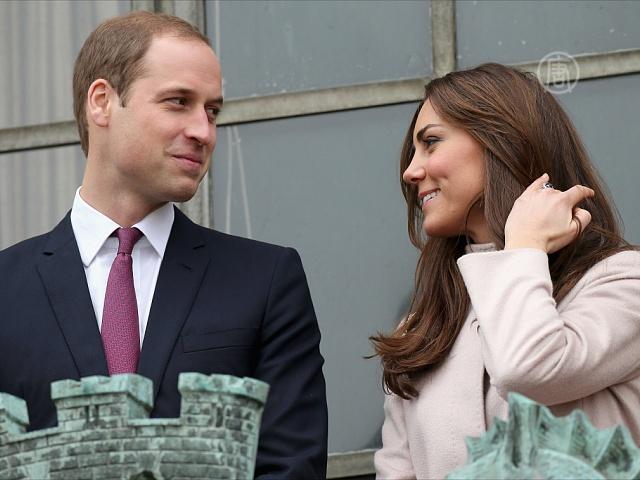 Уильям и Кейт хотят быть «нормальными» родителями