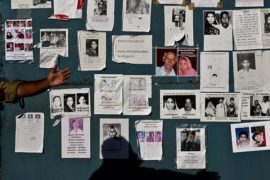 Почти 6000 пропавших причислят к погибшим в Индии