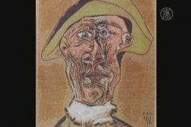 Мать вора сожгла полотна Моне и Пикассо