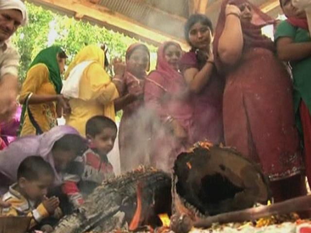 Мусульмане восстановили индуистский храм