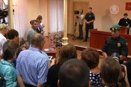 Навального приговорили к 5-ти годам колонии