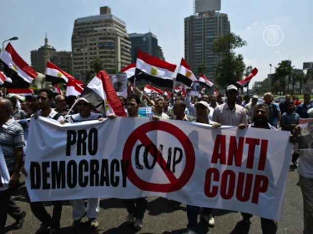 В Египте продолжают гибнуть люди