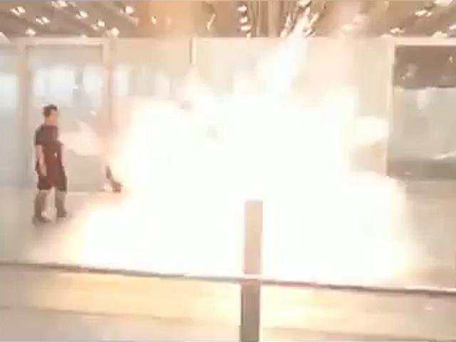 Мужчине, взорвавшему бомбу в аэропорту, сочувствуют