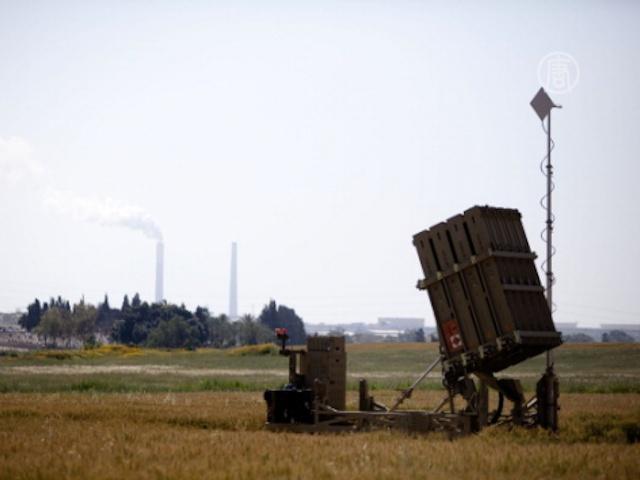 Израиль укрепляет оборону на границе с Синаем