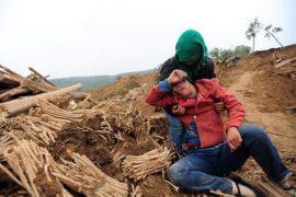 Жертв землетрясения в Ганьсу – уже 95