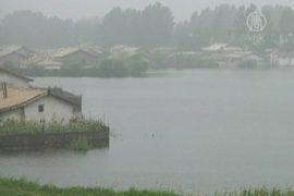 Наводнение в КНДР: для помощи впустили иностранцев