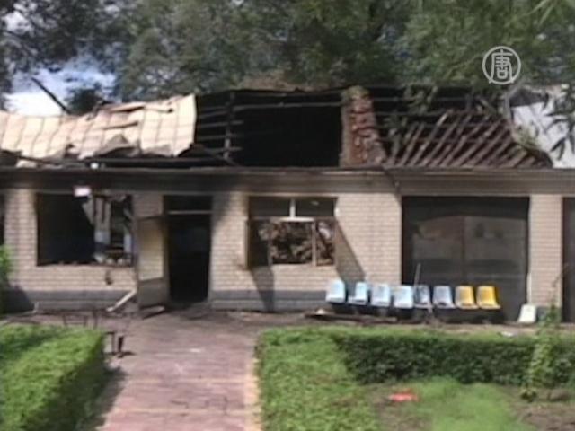 Дом престарелых в Китае подожгли в порыве гнева