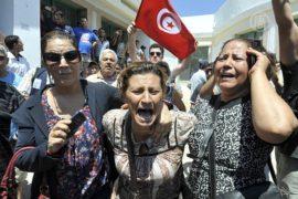 В Тунисе отменены международные авиарейсы