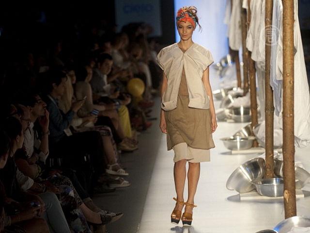 Колумбия на три дня стала центром моды
