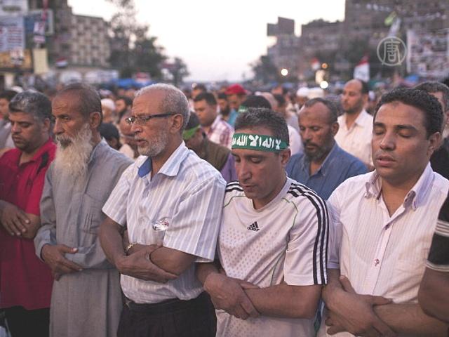 Египет: «Братья-мусульмане» продолжают протесты