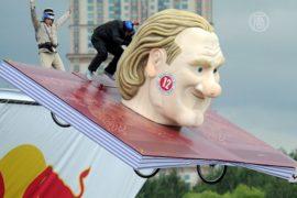 Конкурс летательных аппаратов в Москве