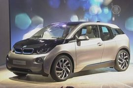 BMW представил полностью электрический i3