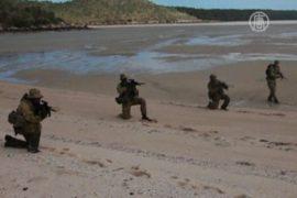 Элитные пограничники Австралии любят экстрим