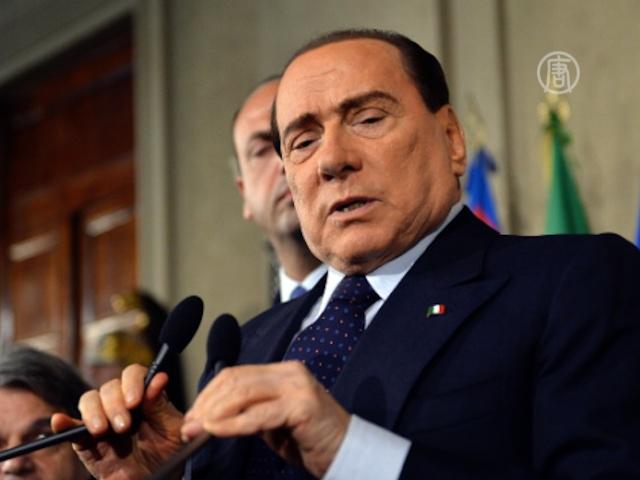 Берлускони говорит, что невиновен