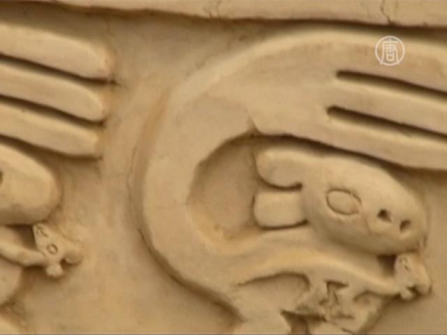 В Перу обнаружили древние изображения белок