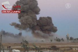 Повстанцы Сирии атаковали воздушную базу Асада