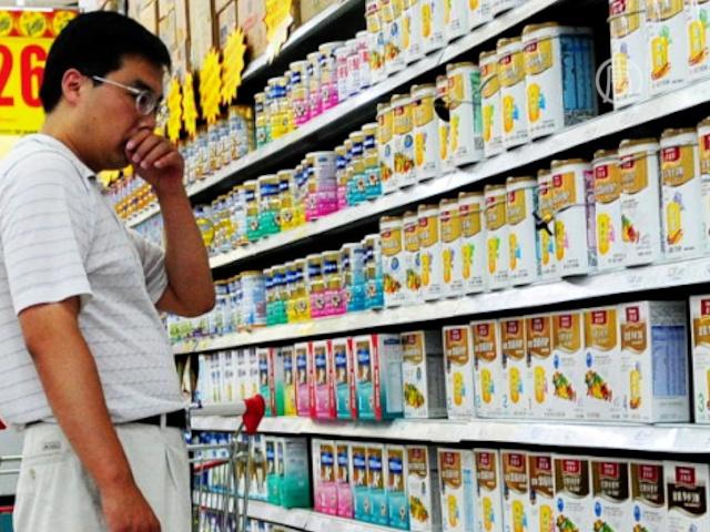 Danone отзывает детские смеси из Гонконга
