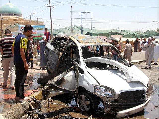 Серия взрывов в Багдаде: 51 погибший