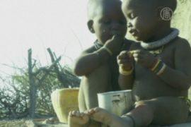 Намибия: сильнейшая засуха за 30 лет