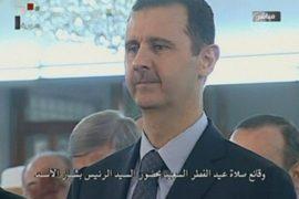 Было ли покушение на президента Сирии?