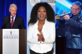 Барак Обама наградил лучших граждан США