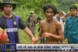 Отец и сын провели в джунглях 40 лет