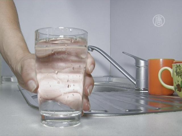 Экологи: украинцы гибнут из-за плохой воды