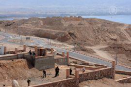 Израильский курорт Эйлат обстреляли с Синая