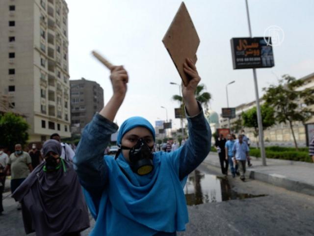 В Каире разгоняют протестные лагеря: десятки жертв