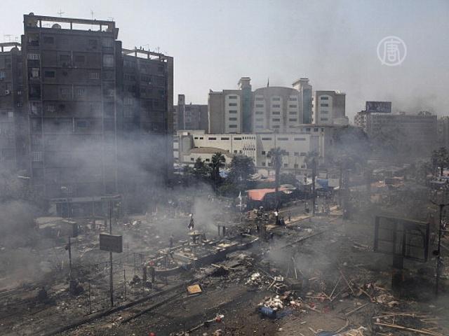 В Египте введён комендантский час